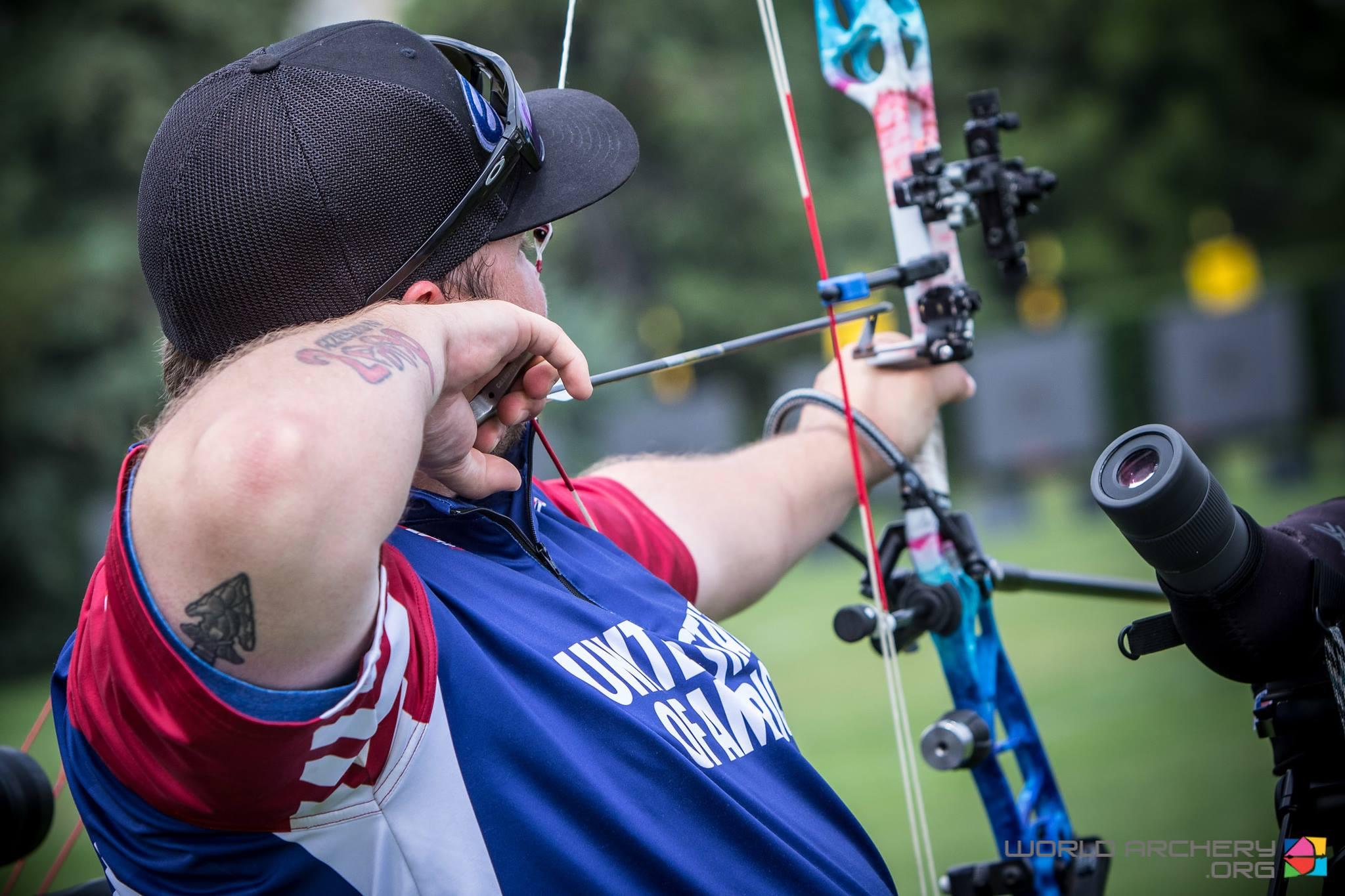 world archery kris schaff elite archery