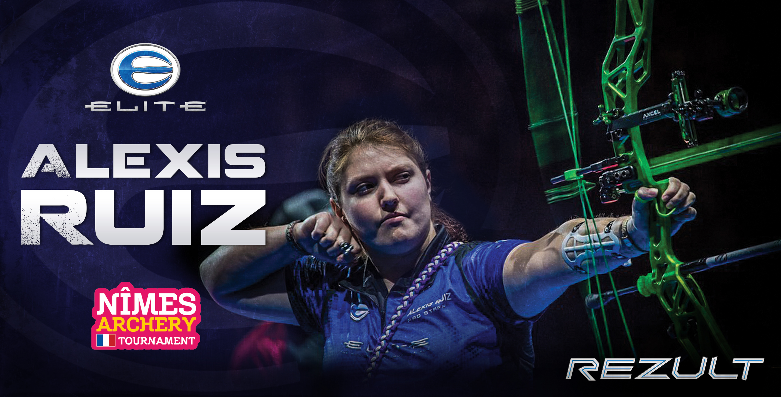 alexis ruiz elite archery rezult world archery tournament nimes france
